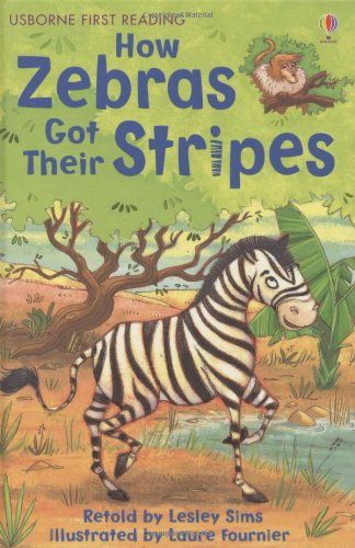 How zebras got their stripes : a tale from Africa