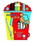 Acquista Giotto Bebè  466600 - Superpennarelli Astuccio 6 Colori