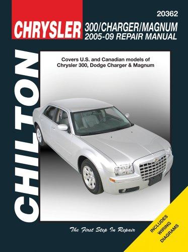 chrysler-300-charger-magnum-2005-09-repair-manual-chiltons-total-car-care-repair-manuals