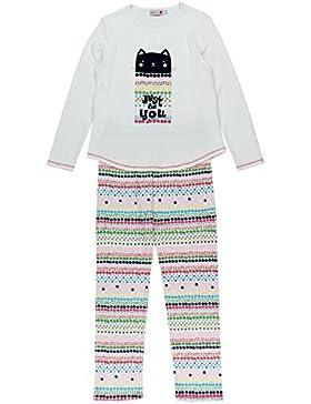 boboli Interlock Pyjamas For Girl, Pijama para Niños