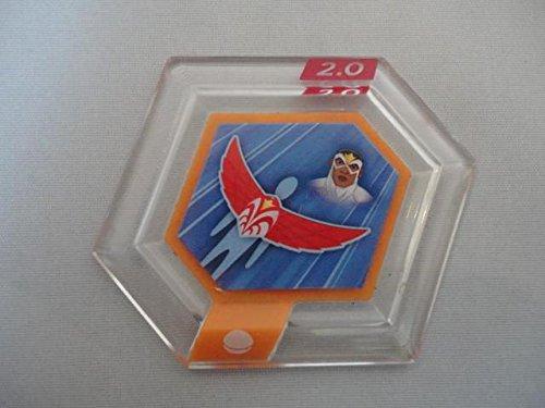 sap-media Disney Infinity Power Discs 1.0 Wave 1,2,3 & RARES, Works with 2.0 & 3.0#1 Falcon's Wings (Disney Falcon Infinity)