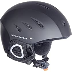 Ultrasport Race Edition - Casco de esquí, talla XL