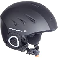 Ultrasport Race Edition - Casco de esquí, talla M
