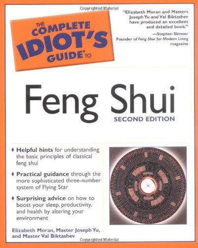 The Complete Idiot's Guide to Feng Shui by Elizabeth Moran (8-Mar-2002) Paperback par Elizabeth Moran