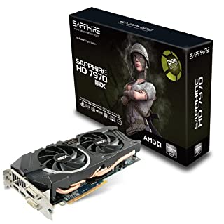 Sapphire AMD HD7970 3GB DDR5 Full Retail PCI-E Graphics Card (B0096WIHL2) | Amazon price tracker / tracking, Amazon price history charts, Amazon price watches, Amazon price drop alerts