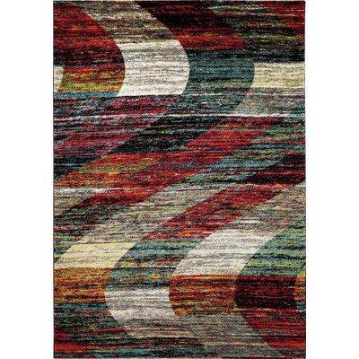 wecon home Arabian Sands Moderner Markenteppich Polypropylen Mehrfarbig 150 x 80 x 1.3 cm