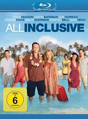 All Inclusive [Blu-ray]