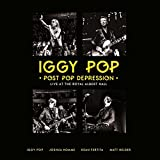 Iggy Pop - Post Pop Depression - Live At The Royal Albert Hall [3 DVDs]