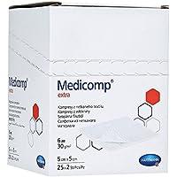 Medicomp Extra Kompressen 5x5 cm Steril, 25X2 St preisvergleich bei billige-tabletten.eu