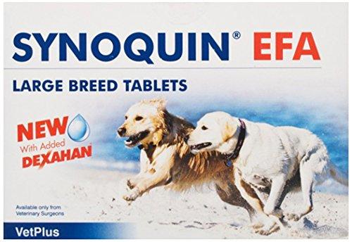 VetPlus Synoquin EFA - 120 Tabletten - großer Hund