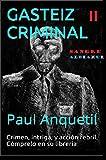 GASTEIZ  CRIMINAL  II: Un nuevo caso del inspector Donato (Gasteiz criminal nº 2)