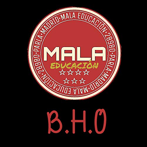 B.H.O. [Explicit] de Jeromolto & Jordan Petrov feat. Mole ...