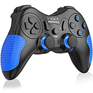 BEBONCOOL Controller für Nintendo Switch Wireless Switch Pro Controller 6-Achsen Somatosensory mit Dual Motors 12 Std Spieldauer Pro Controller Switch Zubehörsets kompatibel mit Nintendo Switch/Lite