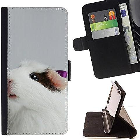 All Phone Most Case / Cellulare Smartphone cassa del cuoio della calotta di protezione di caso Custodia protettiva per HTC ONE X9 // Cute Guinea Pig