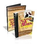 W pogoni za cieniem + Zaginiona Lodz Hitlera Pakiet [KSIAZKA]+[DVD] (Pas de version française)