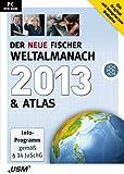Produkt-Bild: Der neue Fischer Weltalmanach und Atlas 2013