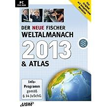 Der neue Fischer Weltalmanach und Atlas 2013