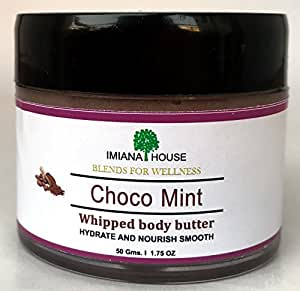 IMIANA HOUSE Choco Mint Whipped Body Butter (50 gms)