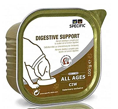Specific (VetXX) CID / CIW Digestive Support Dog Food - Wet - 28 x 100g Alutrays from Specific (VetXX)