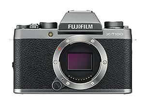 Fujifilm X-T100 Appareil Numérique Argent foncé