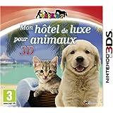 MON HOTEL DE LUXE POUR ANIMAUX 3D