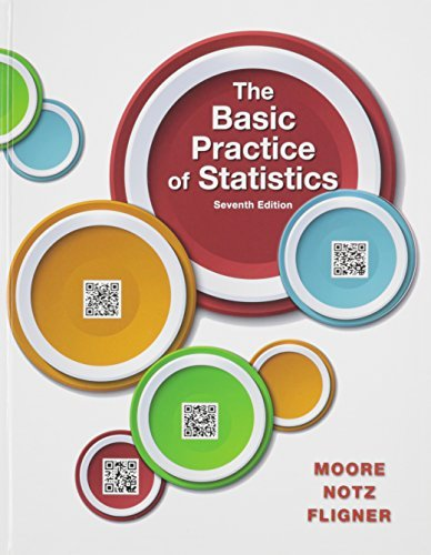 Basic Practice of Statistics 7e & LaunchPad for Moore's The Basic Practice of Statistics 7e (Twelve Month Access) by David S. Moore (2015-07-01)