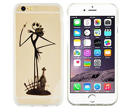Apple iPhone SE / 5S / 5 Hülle von GaDa Schutzhülle TPU Case Cover Handyhülle kleine süße Katze Der Tod