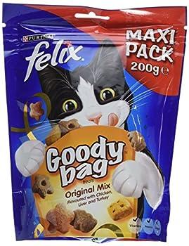 Felix Goody Sac Maxi Lot Original Mix, 200g?Lot de 5