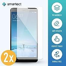 2x Panzerglas Folie für Xiaomi Redmi Note 3 / Note 3 Pro • Panzerfolie mit 9H Härte • Blasenfreie Montage der Folie • Ultra-Dünn (0.3 mm) • Gerundete Kanten (2.5D) • Displayschutzfolie mit Anti-Fingerabdruck