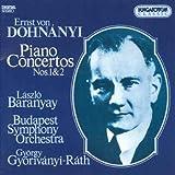 Dohnany Klavierkonzert 1 und 2 Baranya