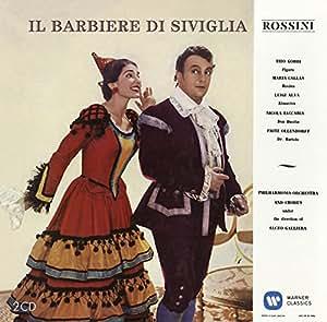 Rossini: Il barbiere di Siviglia (1957) - Maria Callas Remastered