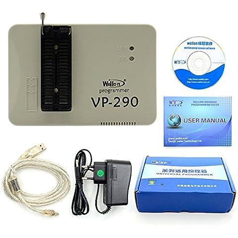 Maizi Wellon programmatore vp-290vp290ECU programmatore Chip Di Supporto multilingue