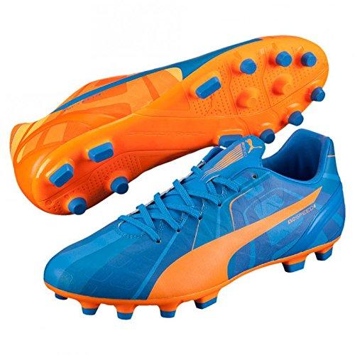 Puma Evospeed 4.4Tricks FG Scarpe da Calcio, Arancione