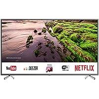 """Sharp LC-55UI8652E - UHD Smart TV Slim de 55"""" (resolución 3840 x 2160, HDR+, 3X HDMI, 2X USB, 1x USB 3.0) Color Negro"""