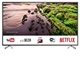 SHARP 4K Ultra HD Smart LED TV, 139 cm (55 Zoll), Harman/Kardon Soundsystem, 3 HDMI Anschlüsse, LC-55UI8652E, Schwarz