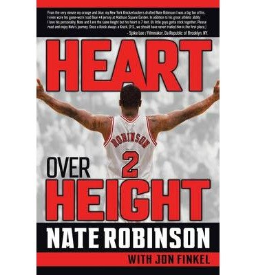Nate Robinson Heart Over Height (Paperback) - Common