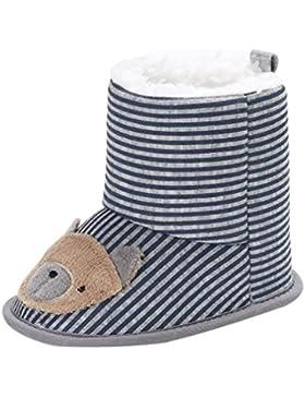Clode® Baby Boy Soft Booties Schneeschuhe Infant Kleinkind Neugeborenen Erwärmung Schuhe