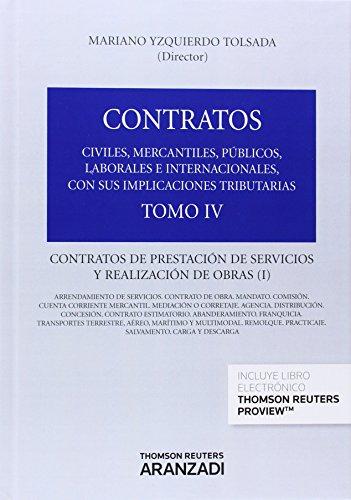 Contratos prestación de servicios y realización de obras
