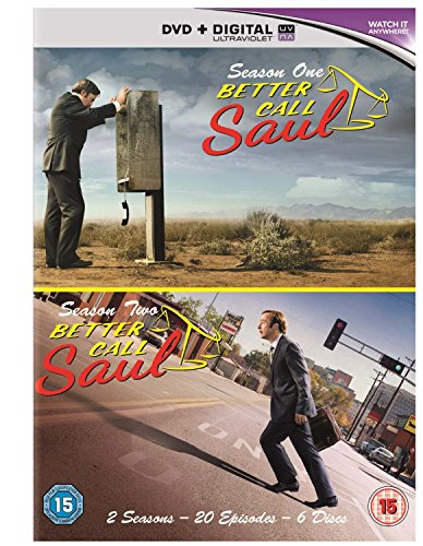 Better Call Saul - Series 1+2 (6 DVDs)