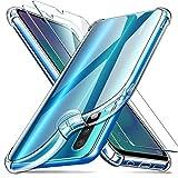 AROYI Coque Huawei P30 Lite + [2 Pièces] Verre Trempé écran Protecteur,...