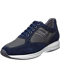 Geox U dennie A Sneakers Basses Homme - mainstreetblytheville.org 8023cc1ee11