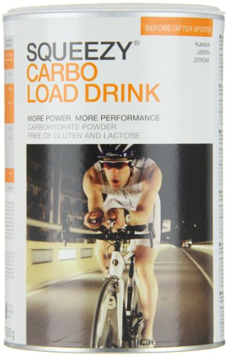 Squeezy Sports Nutrition Carbo Load Drink