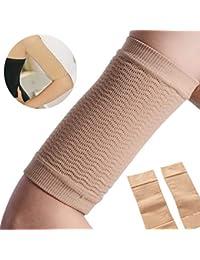 55bdc7b0d11b1 Clinivex 2Pc Weight Loss Calories Off Slim Arm Leg Shaper Fitness Leg Thin Shaper  Burn Fat