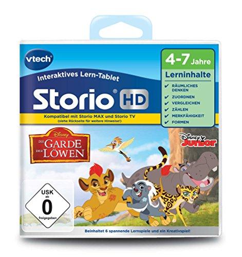 Preisvergleich Produktbild VTech 80-275204 - Die Garde der Löwen HD