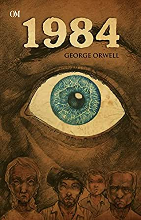 1984 george orwell book amazon