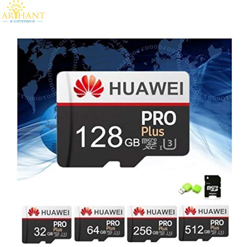 Arihant Ecommerce 2018 Huawei Original Micro SD Card 10 TF Card high Speed Memory Card