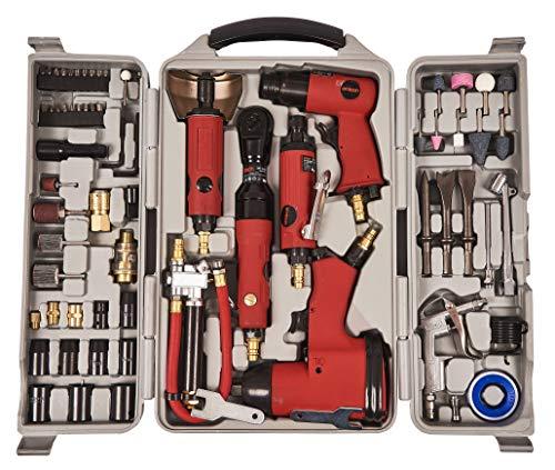 Am-Tech 77 Stück air Tool Kit, Y2430 -