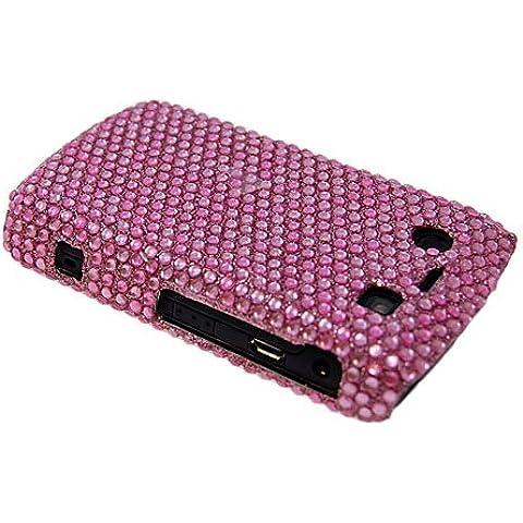 Mobilepartz rosa Gioiello Motivo/per BlackBerry Bold 9700/9780