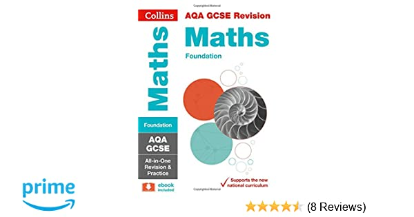 Aqa gcse 9 1 maths foundation all in one revision and practice aqa gcse 9 1 maths foundation all in one revision and practice collins gcse 9 1 revision amazon collins gcse 9780008112516 books fandeluxe Images