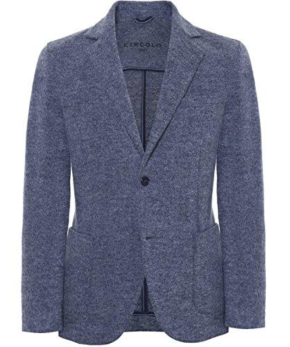 Circolo 1901 Uomo Blazer in lana Blu 48